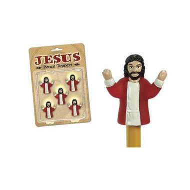 Jesus_pencil_topper